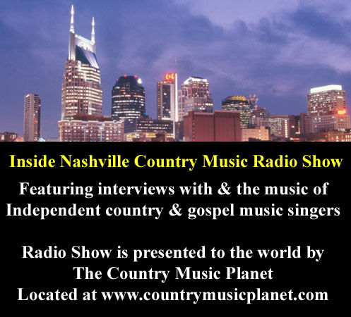 Country Music Radio Shows Presented By Country Music Planet!